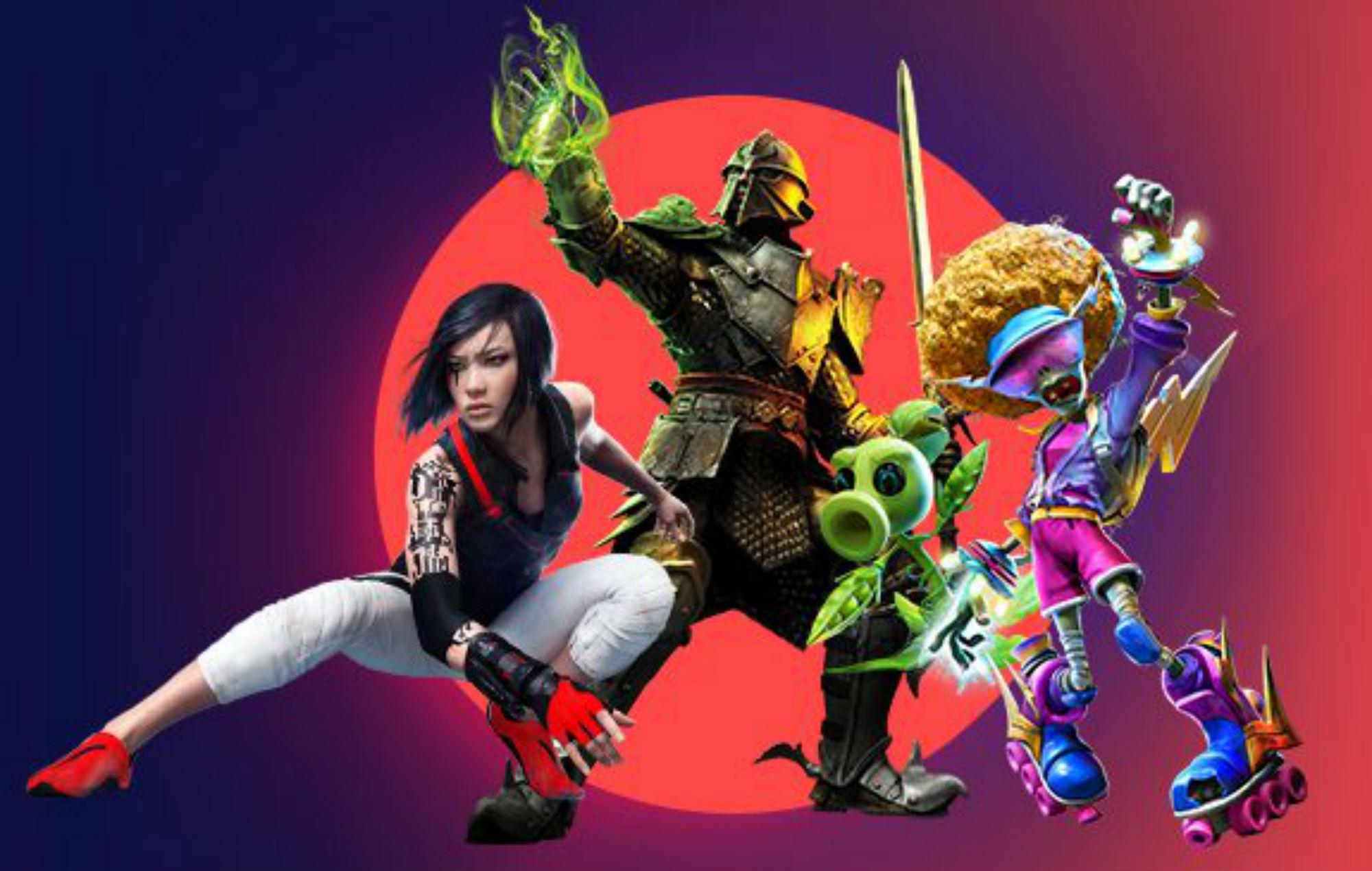 EA Play llegará a Xbox Game Pass en noviembre