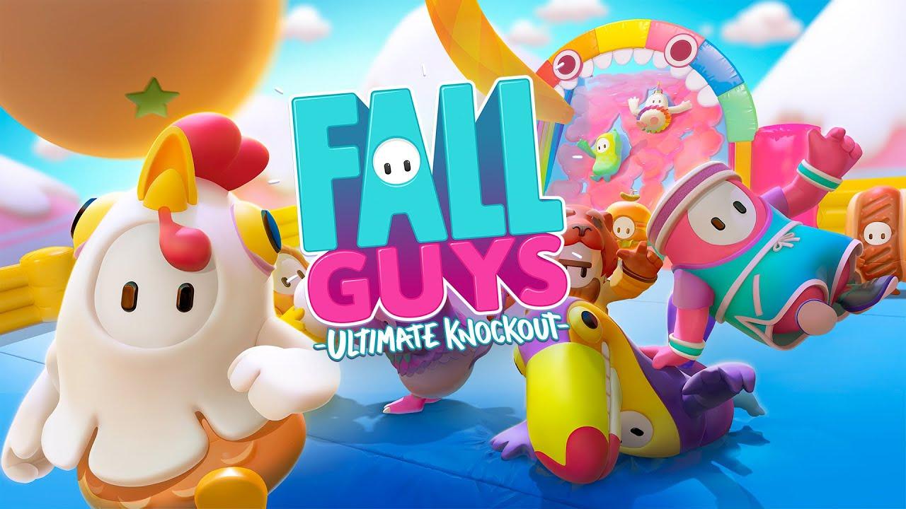 Fall Guys ha cosechado 185 millones de dólares en beneficios