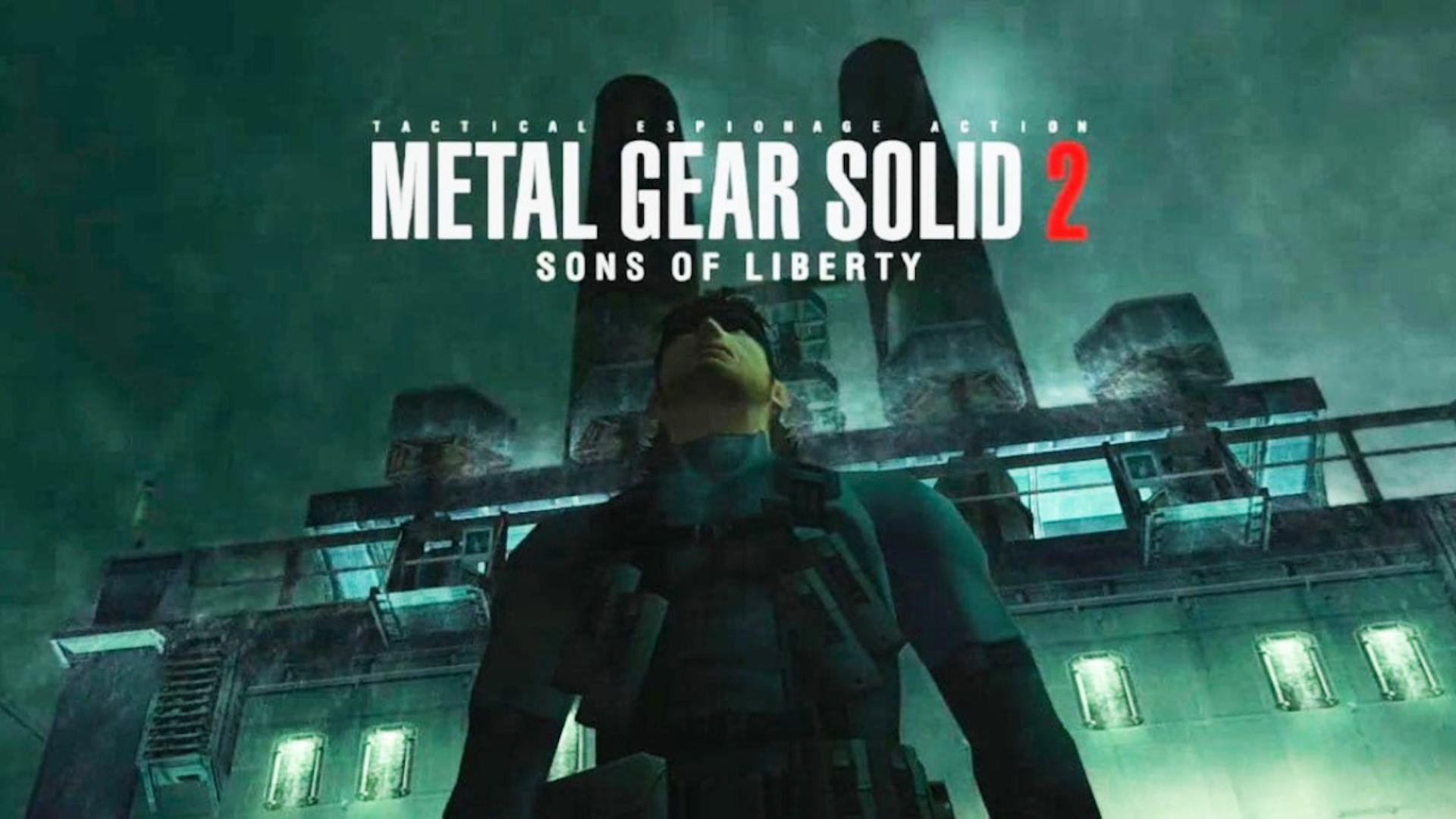 Metal Gear Solid podría tener un remake exclusivo para PS5