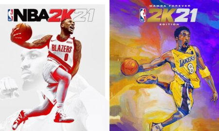NBA 2K21 llega al mercado