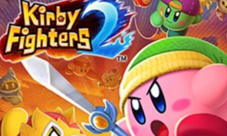 Nintendo revela Kirby Fighters 2