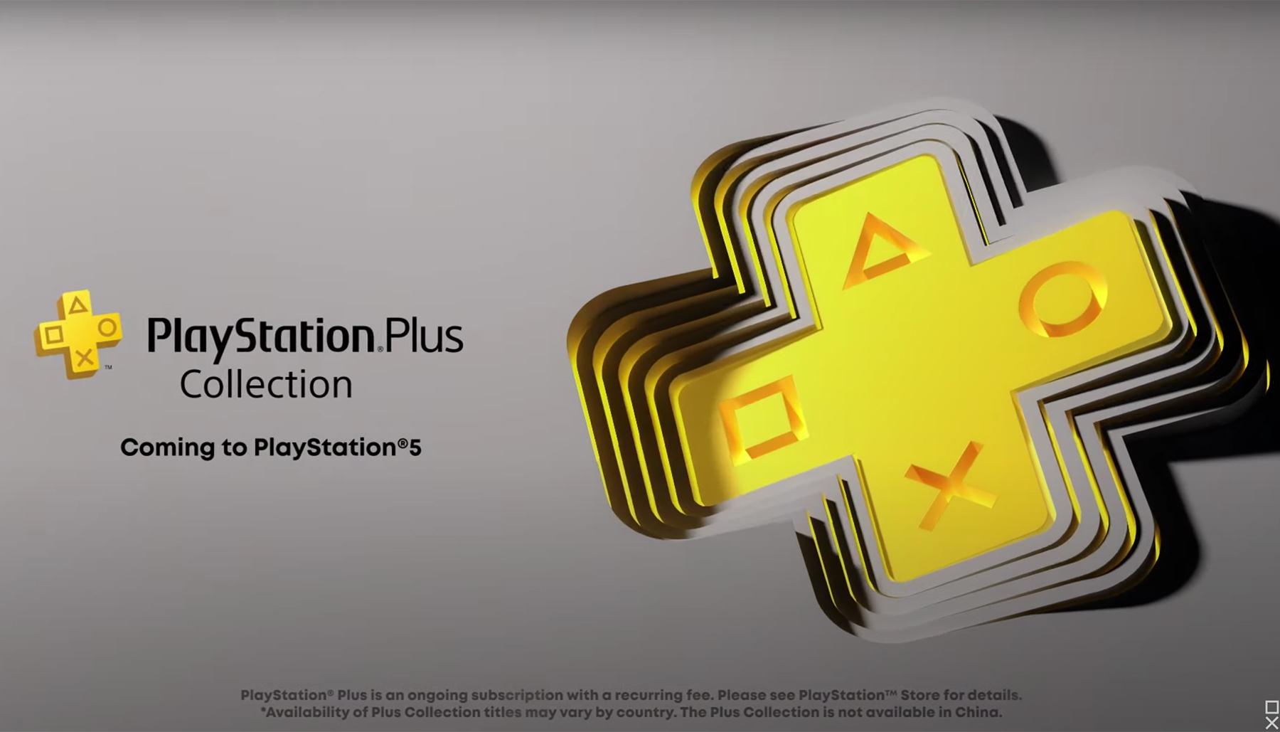 PlayStation Plus: el nuevo servicio de suscripción para usuarios de PS5