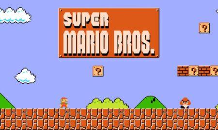 35 aniversario de Super Mario Bros.