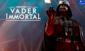 Vader Immortal: A Star Wars VR llega a PlayStation