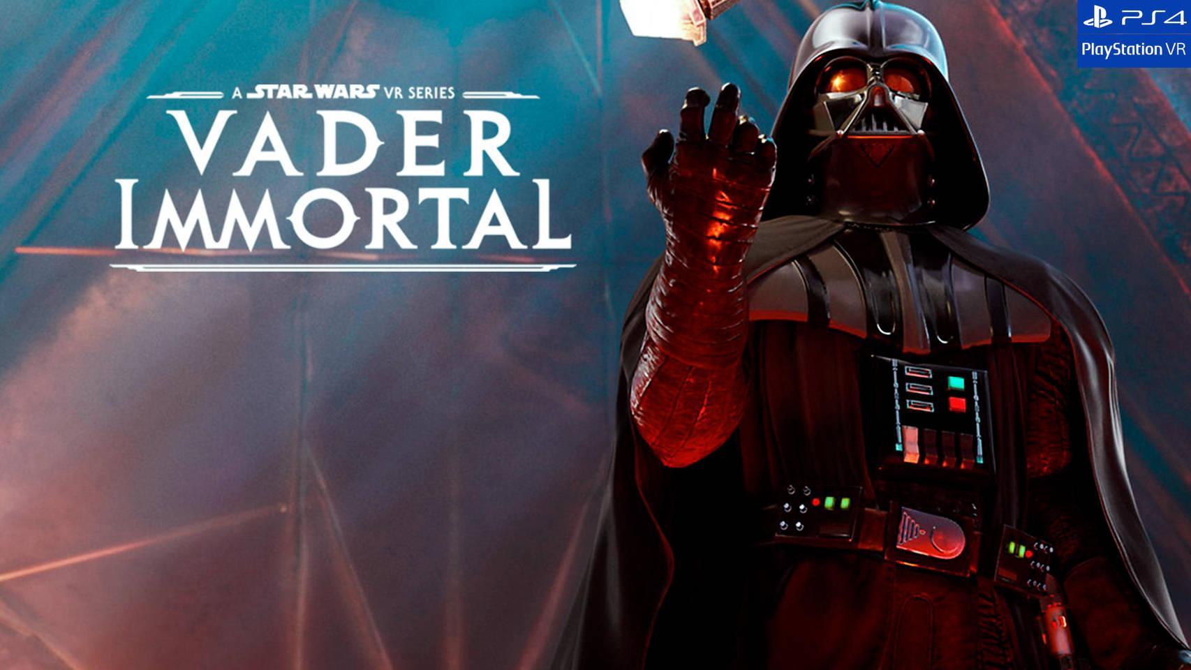 Vader Immortal: A Star Wars VR llega a PlayStation