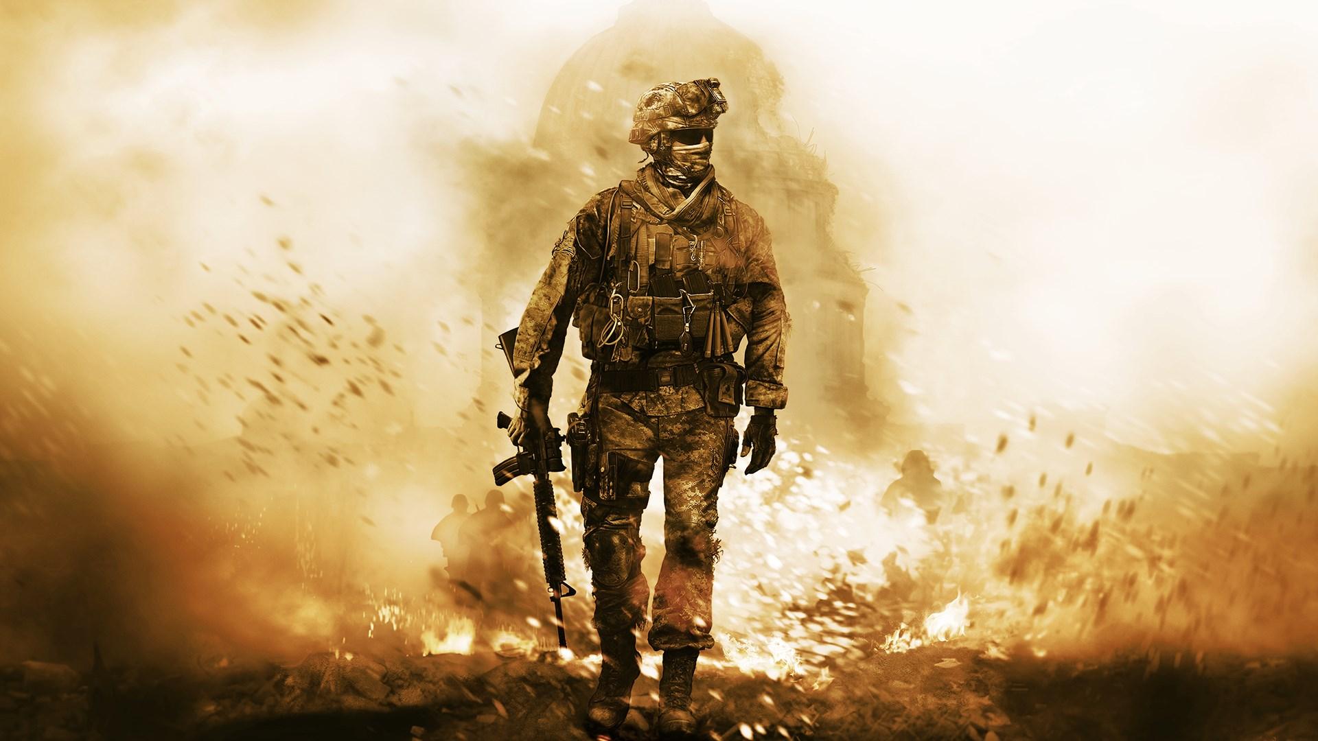 Hackers en Call of Duty