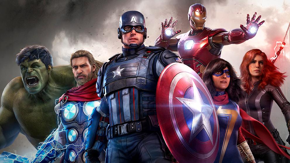 Lanzamiento del nuevo juego Marvel¨s Avengers