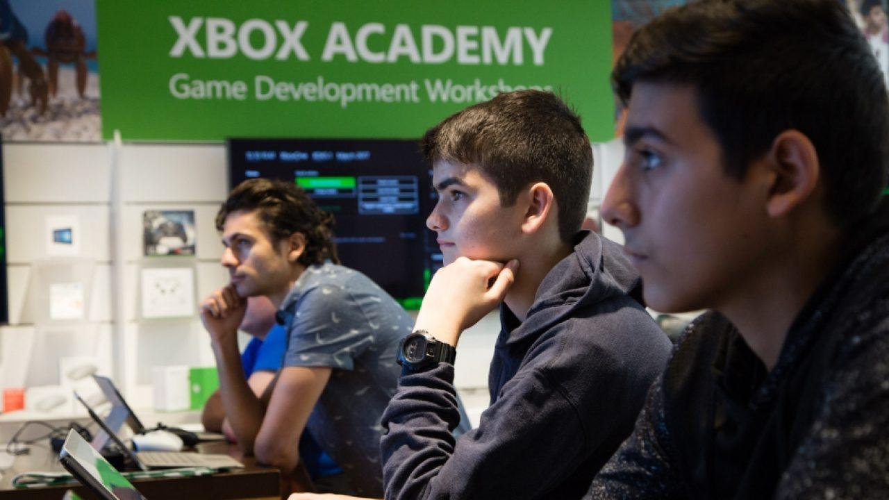 Xbox Academy apoyará a nuevos creadores de videojuegos