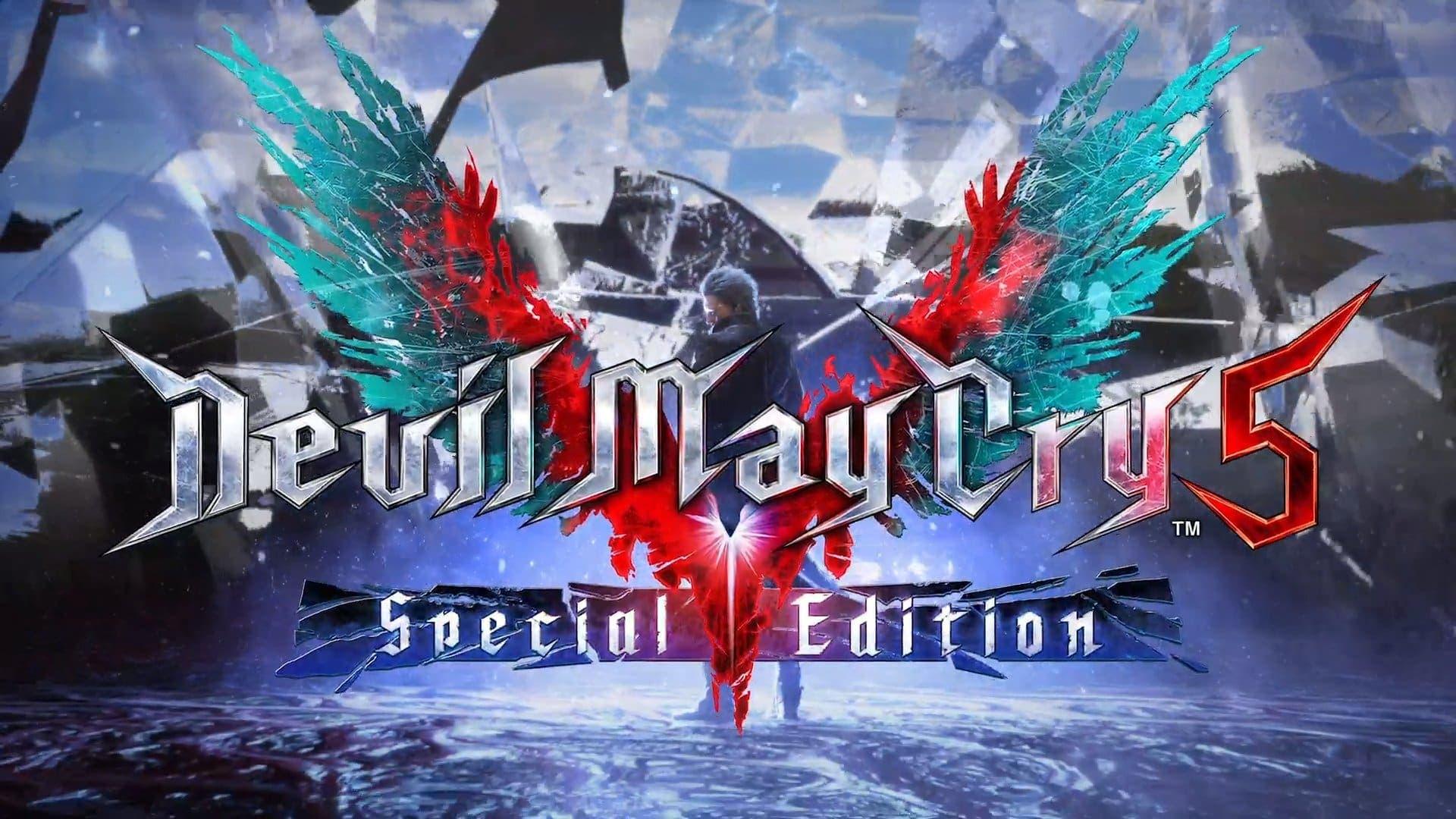Devil May Cry 5 Special Edition se verá en 4K, a 120 fps o con ray-tracing