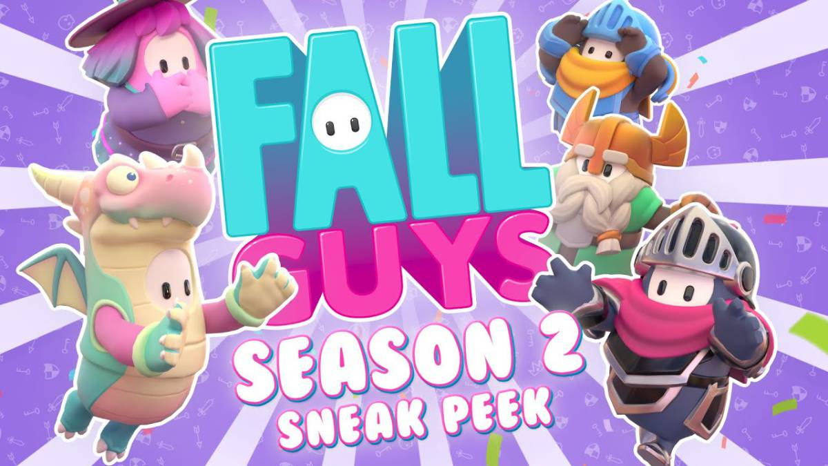 Fall Guys Temporada 2