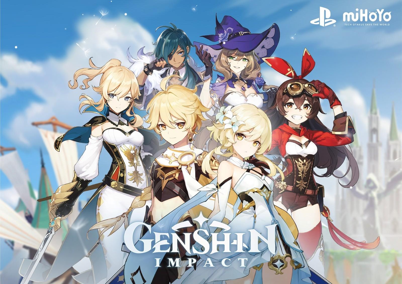 Genshin Impact: descubre el popular free-to-play