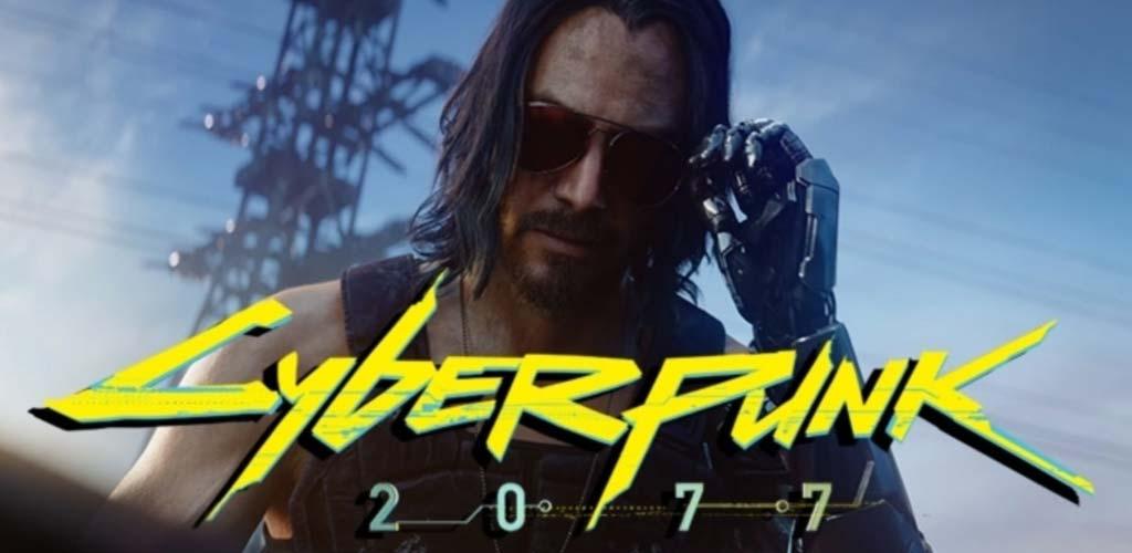 Keanu Reeves protagoniza el anuncio de Cyberpunk 2077