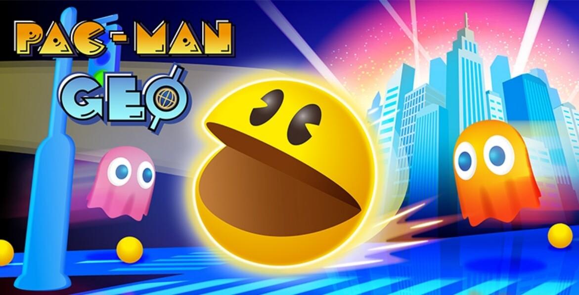 Lanzan Pac-Man Geo: el nuevo juego móvil llega a las calles