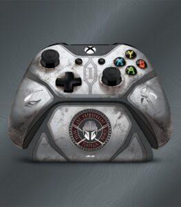 Lanzarán un control para Xbox edición especial de The Mandalorian