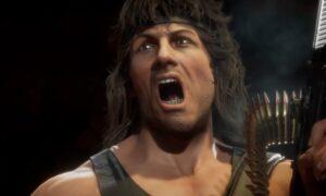 Mortal Kombat 11: Rambo revela su fatality