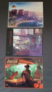 filtran postales de Cyberpunk 2077