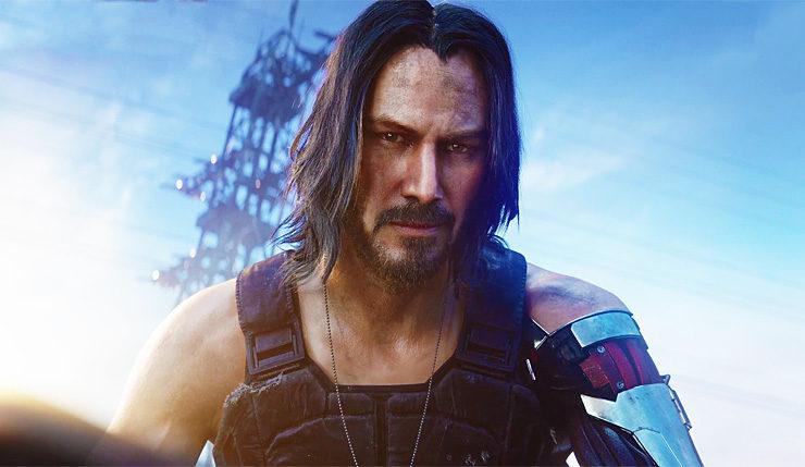 Cyberpunk 2077: Keanu Reeves y nuevo video musical