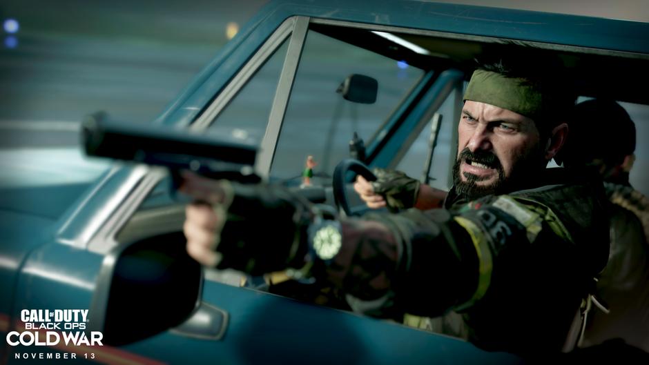 DualSense se adaptará a cada arma en Call of Duty: Black Ops Cold War