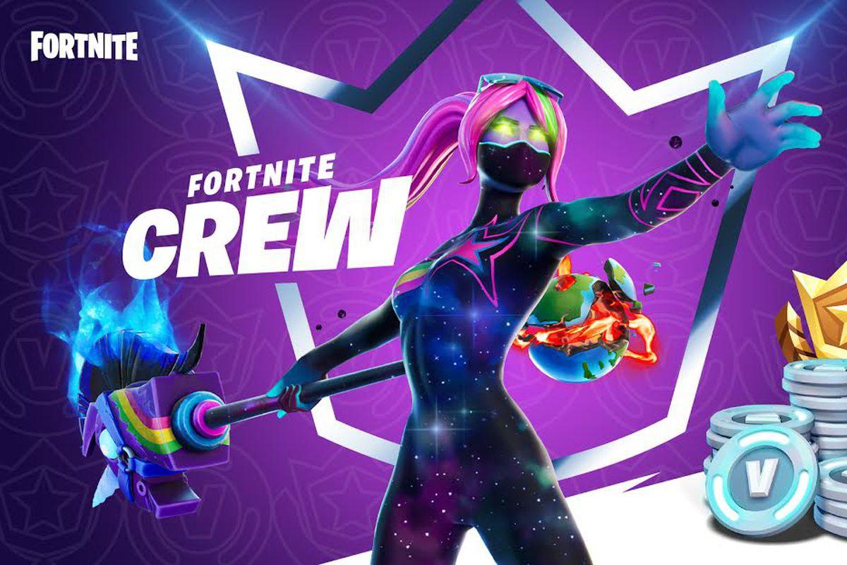 Fortnite Crew Subscription