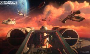 Llegan las mejoras para Star Wars: Squadrons
