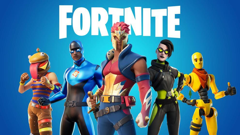Mejoras de Fortnite en PlayStation 5 y Xbox Series X/S