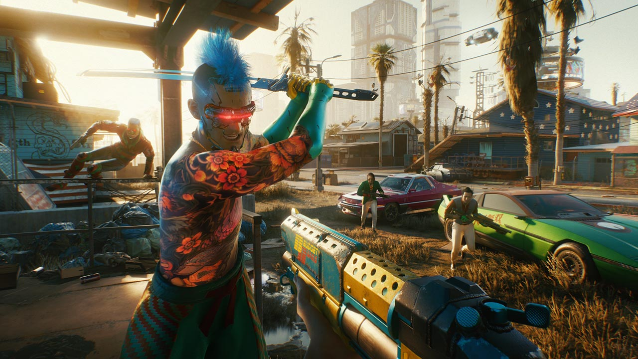 Multijugador de Cyberpunk 2077 será una experiencia independiente