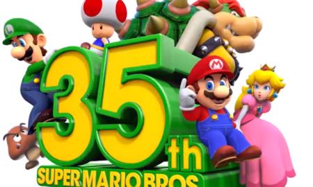 Nintendo y Amazon colaboran en el 35 aniversario de Super Mario
