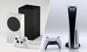 PS5 y Xbox Series X|S no superaron las ventas iniciales de sus predecesoras