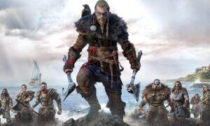 Assassin's Creed Valhalla lidera ventas en Reino Unido, mientras Cyberpunk 2077 cae al tercer puesto