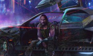 Cyberpunk 2077 sale de la PS Store