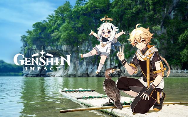 Genshin Impact recibe actualización y 2 nuevos personajes