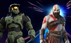 Podrás jugar con Kratos y Master Chief en Fortnite