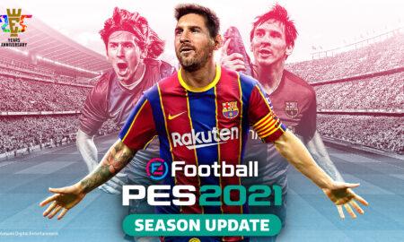 eFootball, versión gratuita de PES 2021, ya está disponible