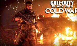 Call of Duty: Black Ops Cold War recibirá un nuevo mapa de zombies