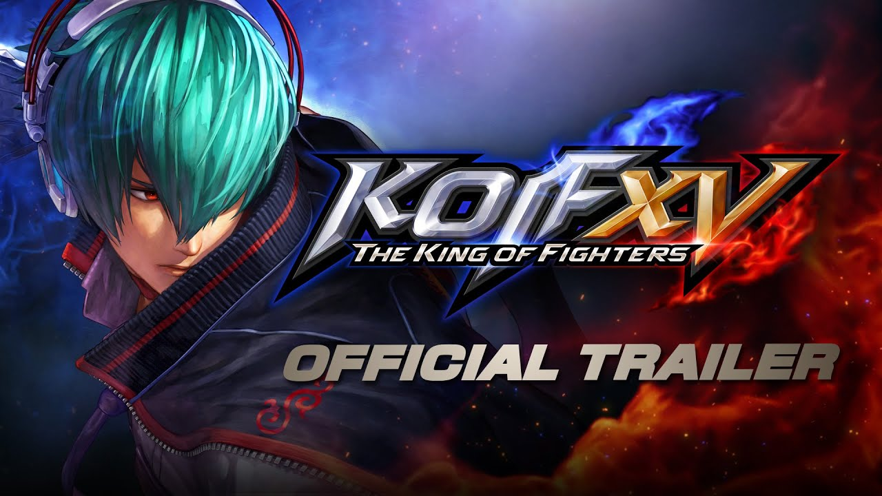 King of Fighters XV estrena trailer