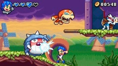 Monster Tale, el clásico de Nintendo DS, se relanzará este año en las plataformas actuales