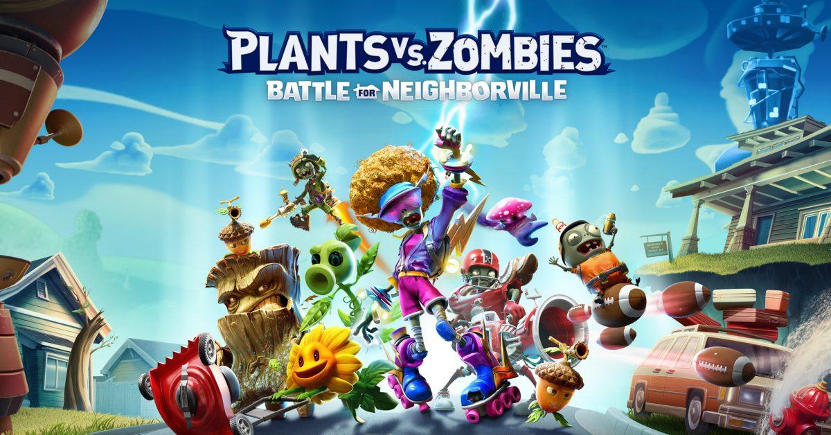 Nintendo Switch podría obtener una 'Edición completa' de Plants vs.Zombies: Battle for Neighborville