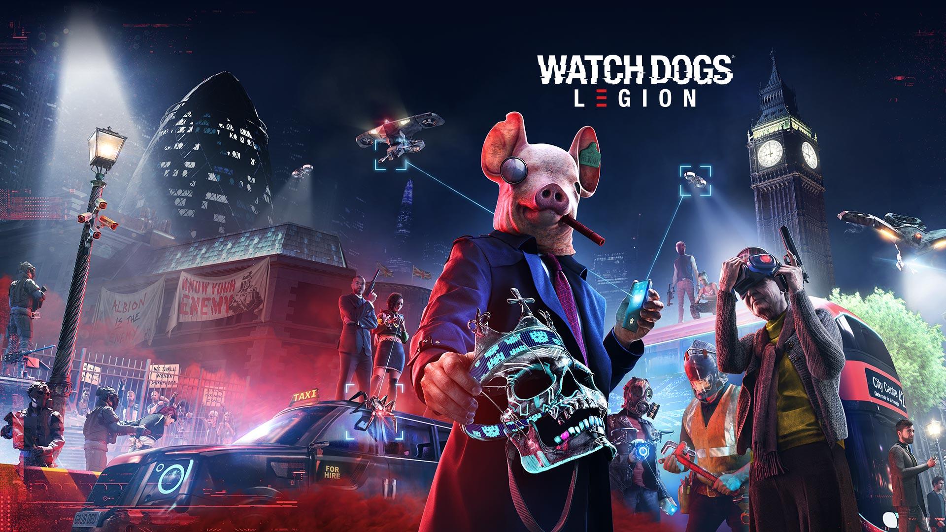 Watch Dogs: Legion, guía de logros y trofeos