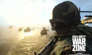 Call of Duty: Warzone banea a 60,000 tramposos confirmados