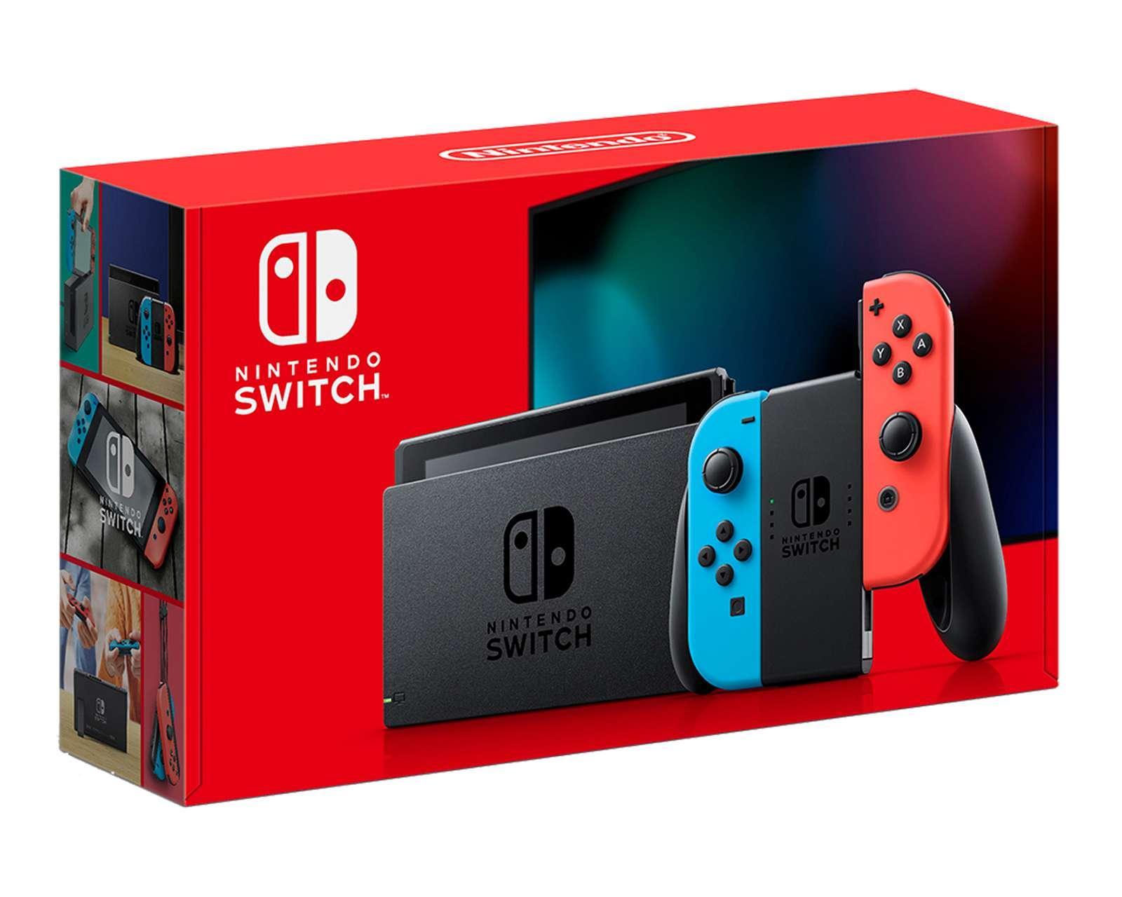 Nintendo Switch vende más que PS5 durante la temporada navideña de COVID
