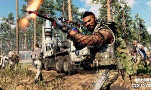 Outbreak, el nuevo modo de zombies de Call of Duty: Black Ops Cold War
