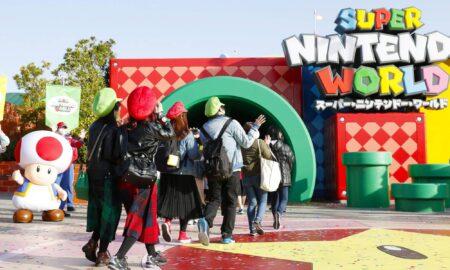 Abre el parque de Super Mario en Japón después de aplazamientos