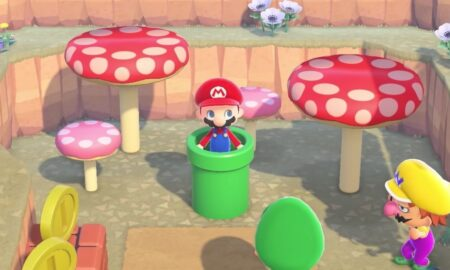 Animal Crossing: Cómo usar la tubería de Mario