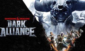 Anuncian fecha de lanzamiento de Dungeons & Dragons: Dark Alliance