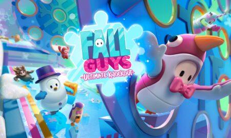 Cuarta temporada de Fall Guys ahora está disponible con el modo escuadrón