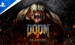 Doom 3: VR Edition llegará a PSVR este mes