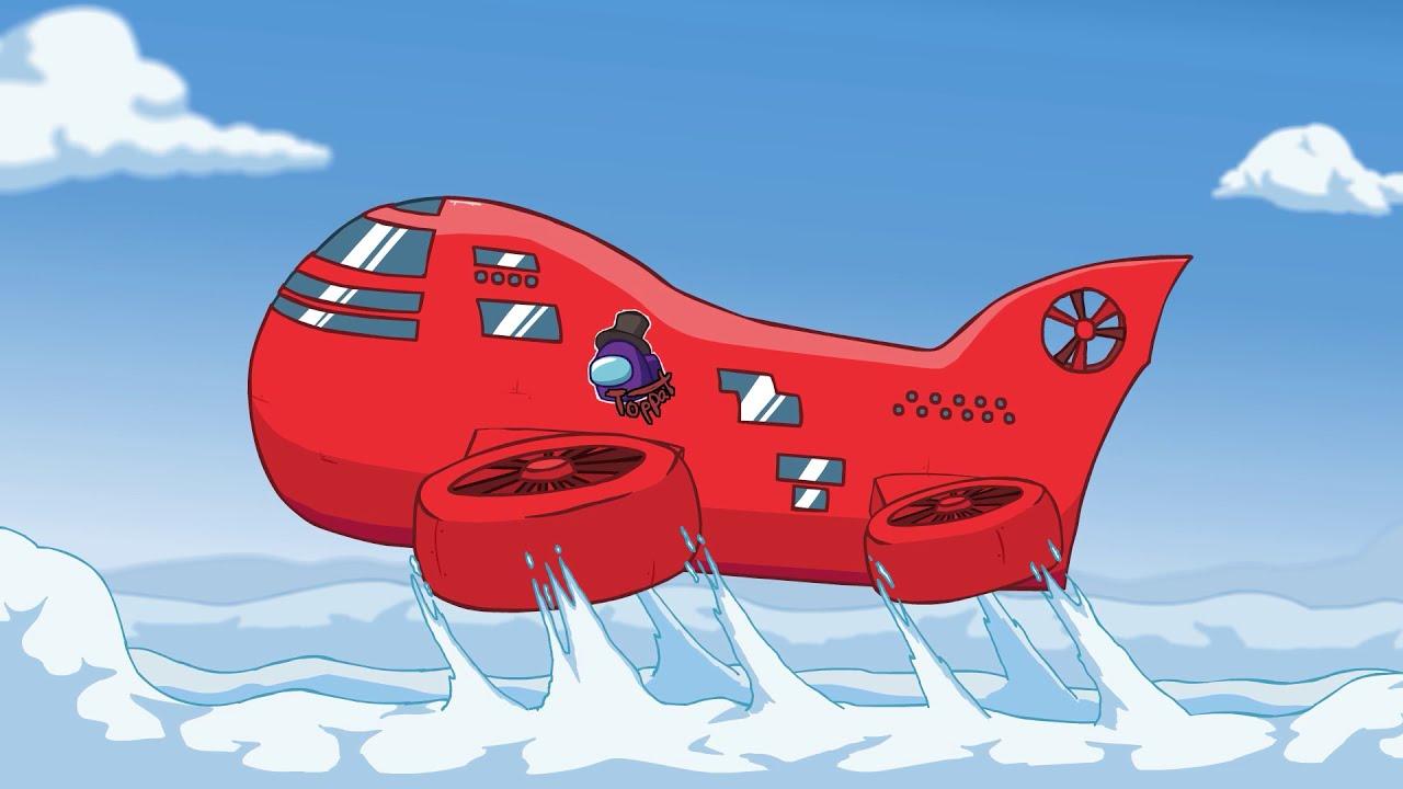 Fecha de lanzamiento del mapa The Airship de Among Us