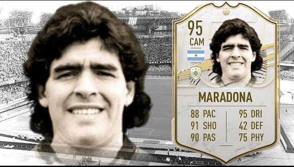 ¿Quiénes son los jugadores icónicos de FUT en FIFA 21?