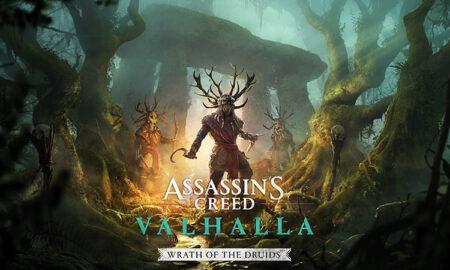 Wrath of the Druids, la expansión de Assassin's Creed Valhalla, llega en abril