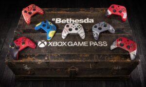 Xbox regalará controles personalizados de los juegos de Bethesda